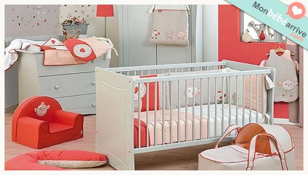 Les accessoires pour la chambre for Accessoire chambre bebe