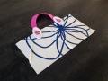 Avec le Bclip, on peut transformer une serviette en papier en bavoir.