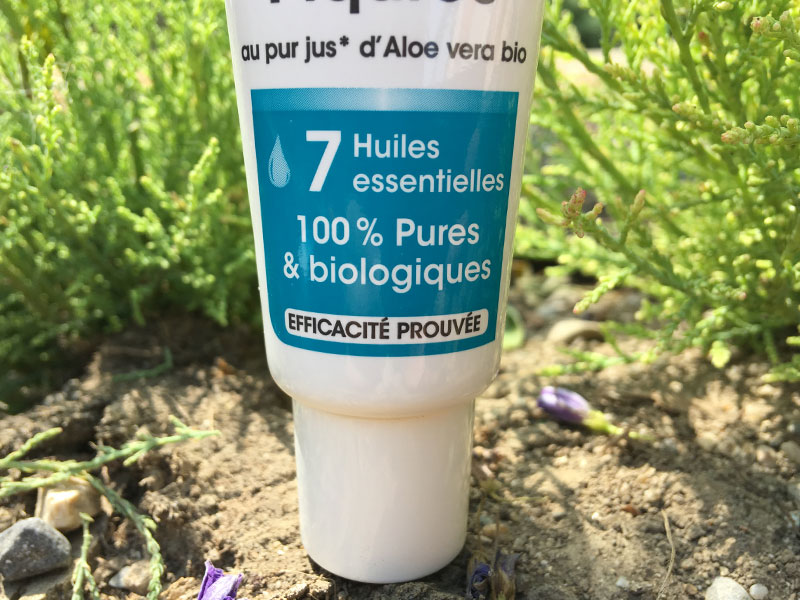 produit bio aux huiles essentielles