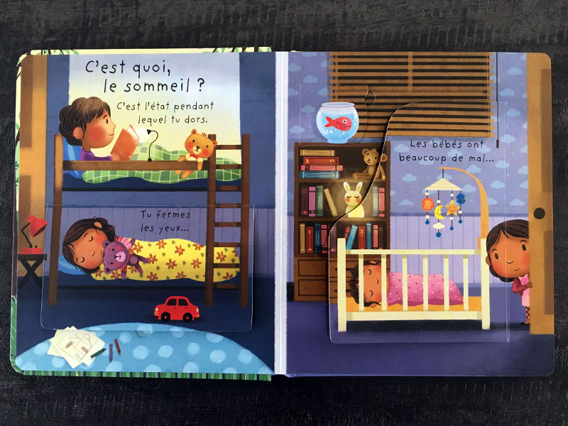 livre dormir le sommeil raconte