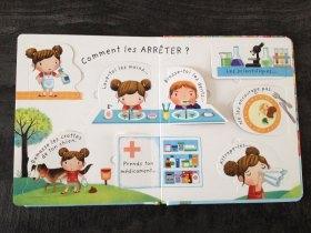 Livre d'apprentissage pour les enfants