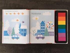 un livre d\'activités pour les enfants