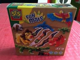 La boite Fun Maïs de SES