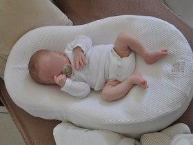 Le cocoonababy peut-être utilisé la nuit et pendant la sieste.