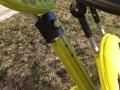 La canne directionnelle du Smart Trike est réglable.