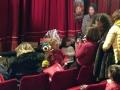 A la fin du spectacle, les enfants peuvent rencontrer Capucine.