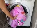 Le Caradou passe à la machine à laver.