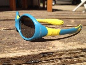 lunettes soleil Looping Julbo pour les filles ou les garçons