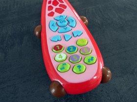 jouet télécommande bébé