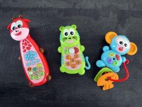jouets éveil bébé 6 mois