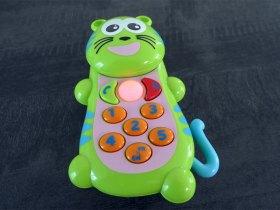 téléphone jouet bébé