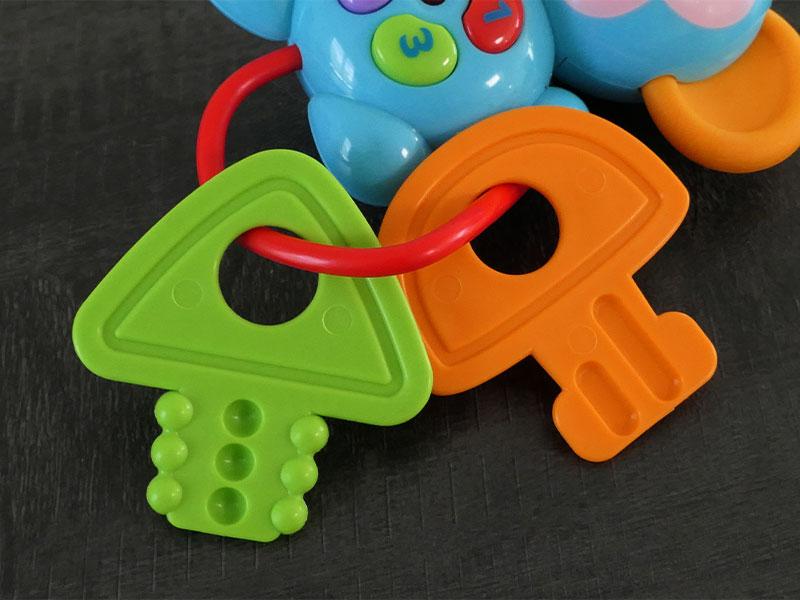 jouet dent bébé