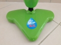 La forme de la tête du balai vapeur MOP H2O X5 permet de nettoyer dans tous les coins de la maison.