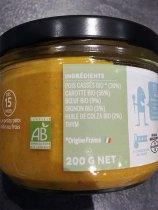 La plupart des recettes sont réalisées avec des ingrédients Bio.