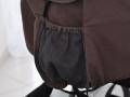 poche de rangement à l'arrière de la poussette Cocoon Citysport Graco
