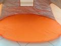 La tapis de sol de la Tente anti-UV de Babymoov
