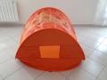 Vue arrière de la Tente anti-UV de Babymoov