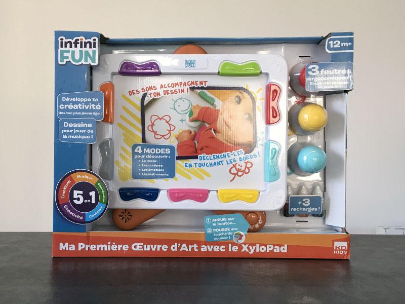 Kit créatif Infiny Fun