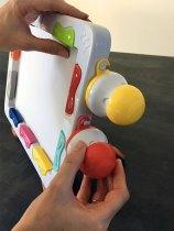 Tableau jouet pour bébé