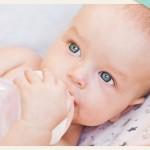 Les biberons pour bébé