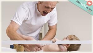 Table à langer pour bébé