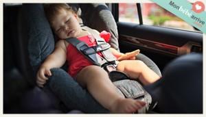 Le siège auto