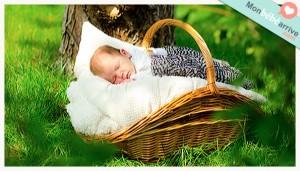 couchage extérieur bébé