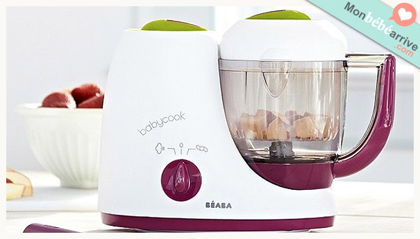 Babycook cuiseur vapeur / mixeur de Beaba