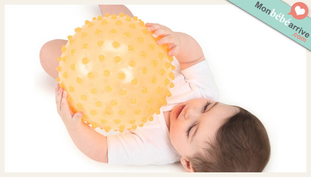 Balle sensorielle Babytolove