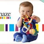Nœuds surprises Lamaze bébé