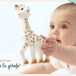 Sophie la girafe jouet pour bébé