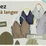 jeu concours : gagnez un sac à langer