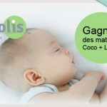 Jeu concours : matelas Kadolis bebe