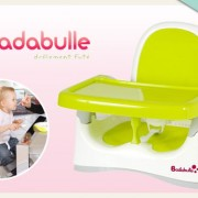 Le rehausseur de table Badabulle