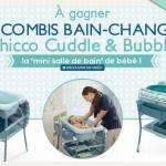 Gagner 5 combi bain change Chicco