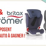 gagner sièges auto Britax et Römer