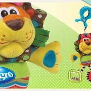 Jouet : Lion roary de la marque Playgro