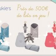 Jeu concours : des lots Noukies en jeu