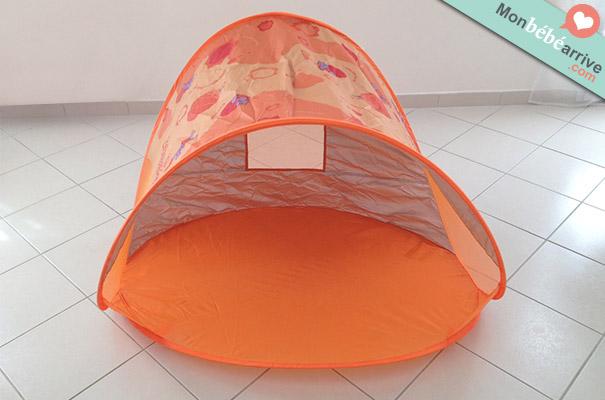Avis Tente anti-UV de Babymoov