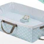 Baignoire pliable Baby Bath de Béaba