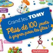 Jeu concours : des jouets Tomy à gagner