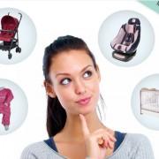 Sondage : votre 1er achat pour bébé