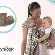 Echarpe de portage New Ring de Babymoov