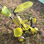 Le tricycle évolutif Smart Trike