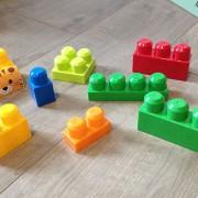 Jeu de construction : les Mega bloks