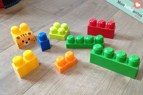 Jeu de construction Mega Blok