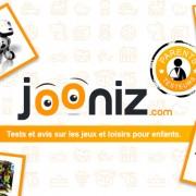 Jooniz.com, notre nouveau site enfant