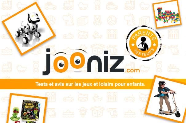 Jooniz.com, jeux, jouets, enfants