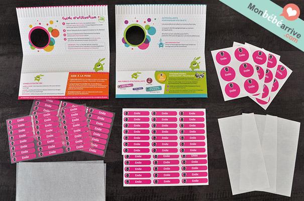 étiquettes et stickers Signoo
