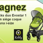 Gagner une poussette Kiddy